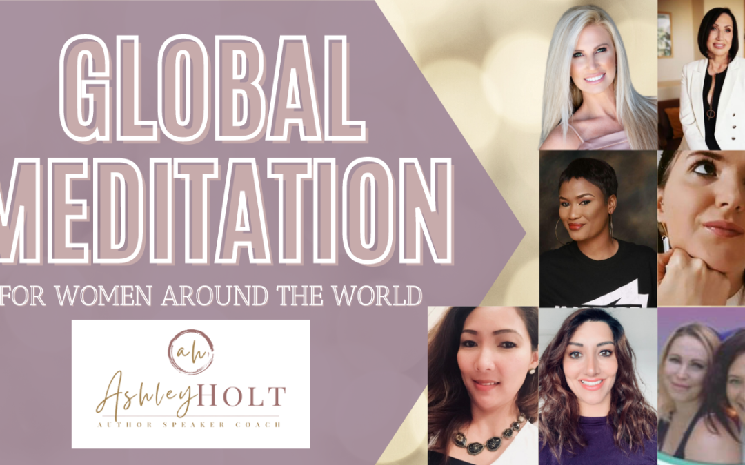 Goddesses From Around the World Come Together to Support the Women & Girls of Afghanistan I Meditation for Healing